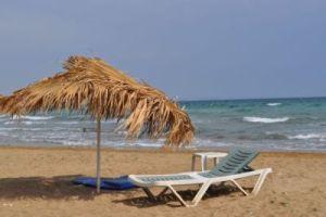 pláž Famagusta