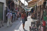 Ledra street - turecká časť